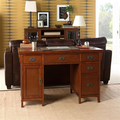 nice desks for home office nice computer desk amazon on amazon com sei mission brown