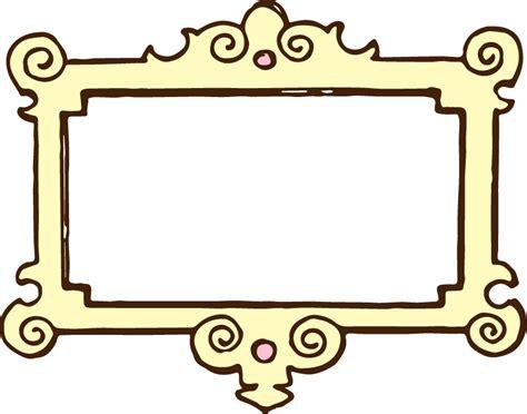 No Frames Picture 3 Piece Modern Cheap Home Decor Wall: Free Clip Art – Vintage Frame