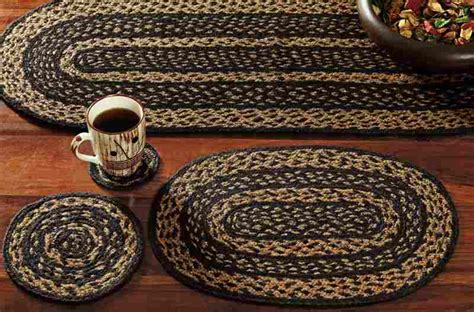 shop  kitchen collection  braided  quilted runners