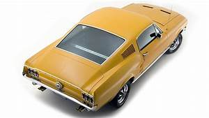 How The 1967-1968 Ford Mustang Made The Mustang A Legend - YouTube