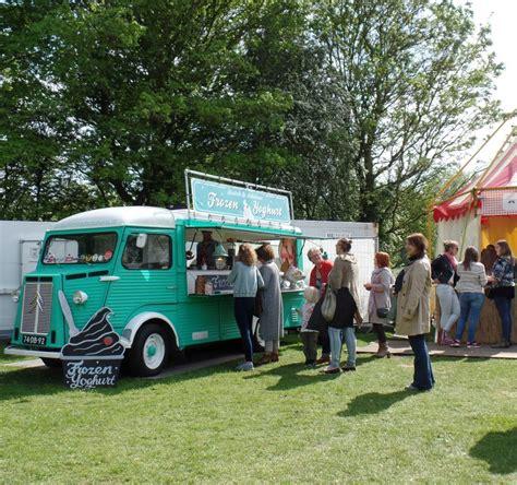 Food Truck Festival Trek In Rotterdam