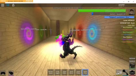 codes  infinity rpg roblox      robux