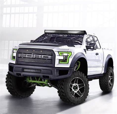 Lifted Ford Raptor 2017 Picture Wallpaper   HD Car Pictures
