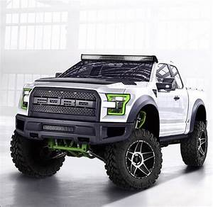 Lifted Ford Raptor 2017 Picture Wallpaper - HD Car Pictures