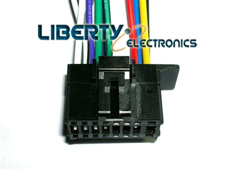 New Pin Wiring Wire Harness For Pioneer Deh