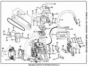 Stihl 029 Parts Diagram