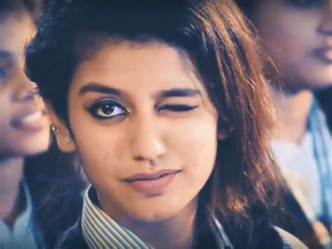 priya prakash varrier first film priya prakash varrier video song photos pic oru adaar