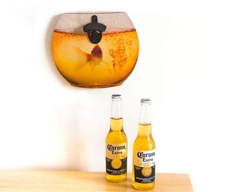 wall mounted goldfish bottle opener cool sht  buy