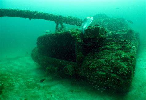 tanks artificial reefs scuba reef florida destin fishing east army permit county pass bottom okaloosa madurodive they gps tires marine