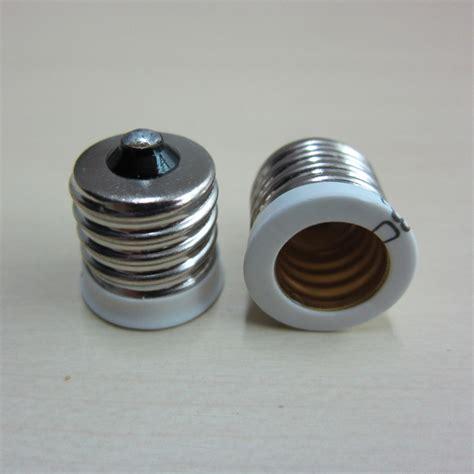 e17 to e14 light convertor socket small bulb