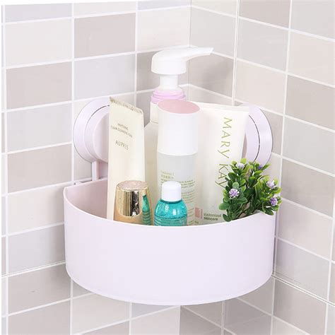 Bathroom Shelves Plastic With Excellent Trend In Us