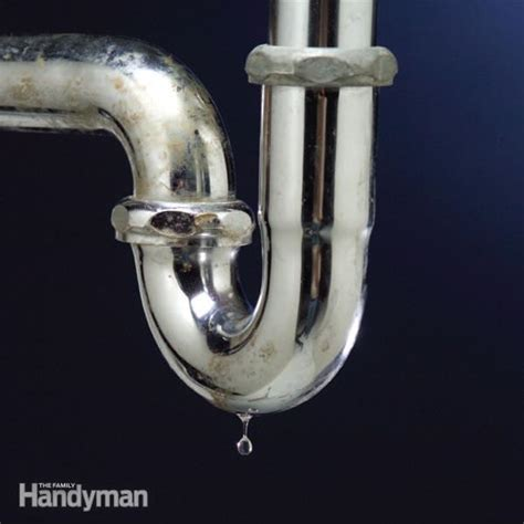 find  repair hidden plumbing leaks  family handyman