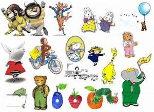 Favorite Children's Book Characters I Quiz - By calledthemoon