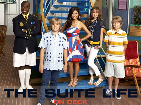 the sweet on deck cast the suite on deck where are they now j 14