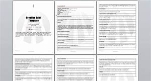 template latest creative brief template creative brief With ogilvy creative brief template