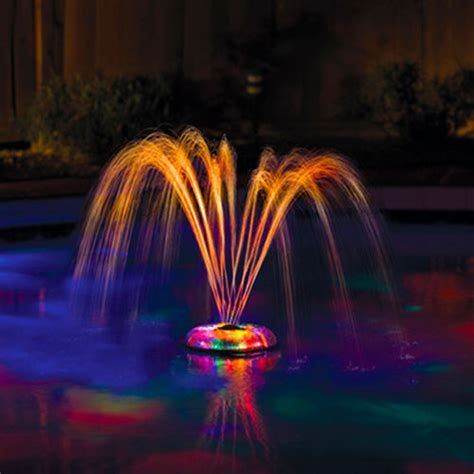 floating pond lights swimming pool light floating underwater light show
