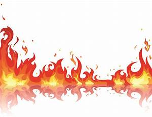 Beautiful flame vector clip 05 Free Vector / 4Vector