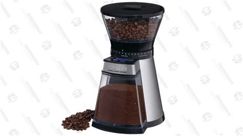 If you want to make good coffee at home, you need a coffee grinder. Get a Cuisinart Conical Burr Coffee Grinder for $99 via @KinjaDeals - The Eclectic Mind of Ryan
