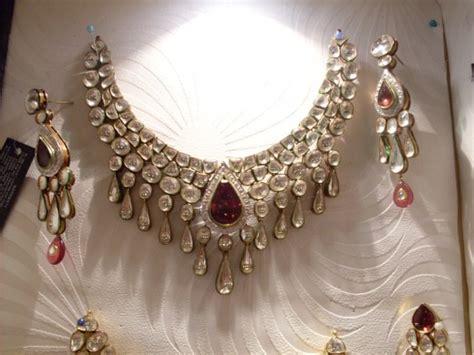 kundan jewellery designs  dulhan yusrablogcom
