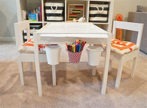 ikea latt childrens table  chairs contemporary