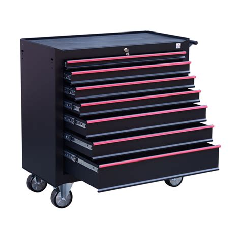 tool cabinets on wheels heavy duty tool storage cabinet box steel chest 7 drawers