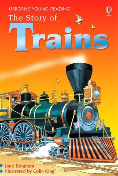 usborne see inside trains the story of trains at usborne children s books