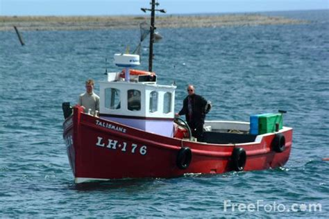 Fishing Boat Terms by Fishing Boat Holy Island Northumberland Pictures Free
