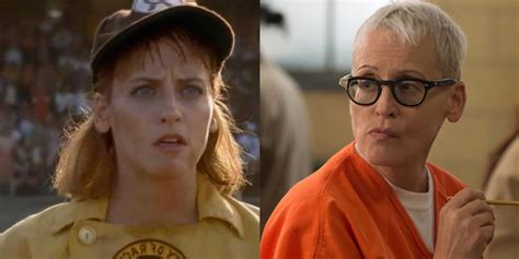 Where Are They Now? A League Of Their Own Cast   ScreenRant