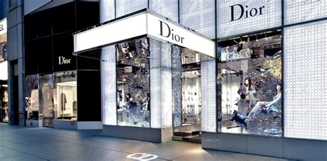 luxury interior homes christian flagship store york city fit out