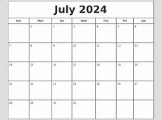 Printable Calendar 2018 2019
