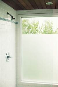 227 best frosted windows and doors images on pinterest With how to make bathroom window private