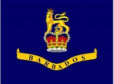 Barbados Governor General Flag