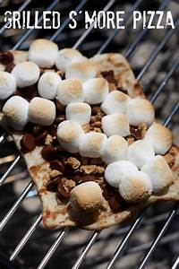 Grilled S'more Pizza: Yum! | Catch My Party