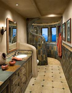 Superb walk in shower designs decorating ideas gallery in for Pictures of cool bathrooms