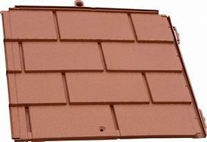 Tuile Plate Terre Cuite : tuile plate couleur terre cuite naturelle pour toiture et ~ Melissatoandfro.com Idées de Décoration