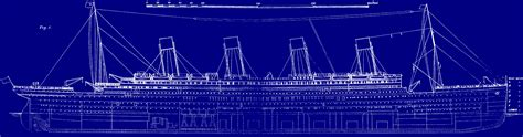 titanic deck plans discovery titanic blueprint section titanic s end