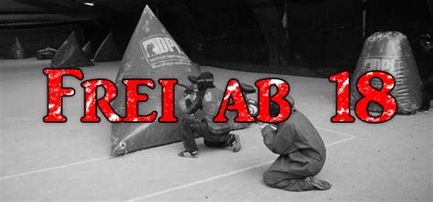 paintball arena schleswig funsport teambuilding action