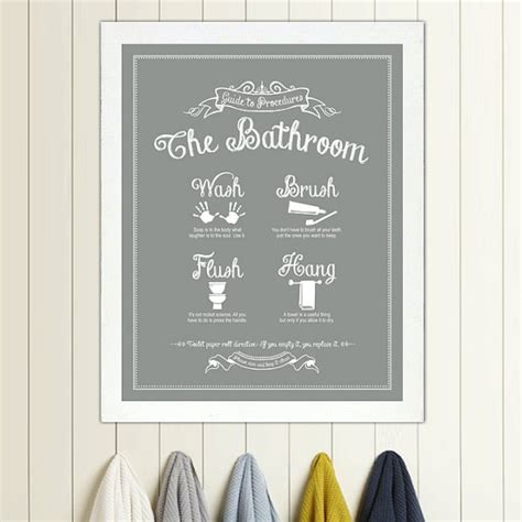 print bathroom ideas guide to procedures the bathroom print bathroom