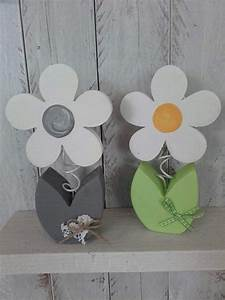 Blume Aus Frühstückstüten : blumen wycinanki holzblumen osterbasteln holz i holz ~ Watch28wear.com Haus und Dekorationen