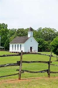 Country Church Free Stock Photo - Public Domain Pictures