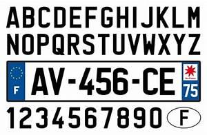 Numéro De Plaque D Immatriculation : les plaques d 39 immatriculation ornikar ~ Maxctalentgroup.com Avis de Voitures