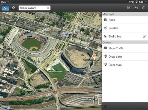 access  views  maps webos  webos nation