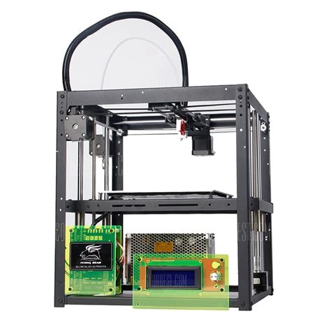 Flyingbear P Large Printing Area Dual Z Support Diy