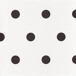 Papier Peint à Pois : papier peint pois noir iris intiss shades leroy merlin ~ Dailycaller-alerts.com Idées de Décoration