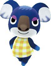 koala nookipedia  animal crossing wiki