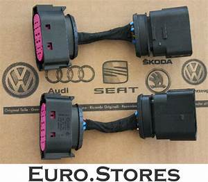 Vw Golf 4 Adapter For Original Xenon Headlight Wiring