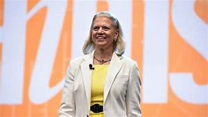 IBM CEO Ginni Rometty: Cognitive era is 'a profoundly ...
