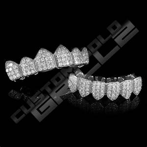 Custom grillz — custom grillz to perfectly fit your teeth