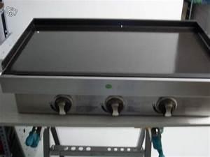 Plancha Gaz En Inox : plancha gaz professionnelle inox occasion ~ Premium-room.com Idées de Décoration