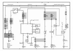 01 Camry Cigarette Lighter Wiring Diagram